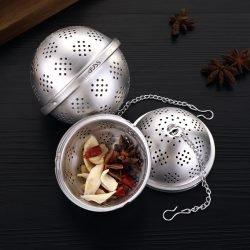 调料球304不锈钢调味泡茶卤水卤料包香料包煲汤炖肉隔离网味宝