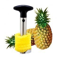 不锈钢菠萝器 削皮机 菠萝削皮器水果削皮刀 厨房小工具去芯器削