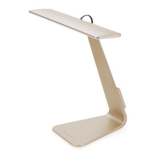 简约led充电台灯创意触摸调光灯充电感应灯书桌护眼折叠台灯