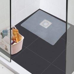 Deodorant Floor Drainage Pad   Cuttable   Silicone