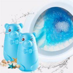Toilet Bowl Cleaning Tool   Bear   Fragrance   Fresh