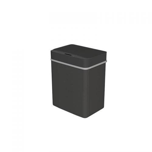 Black Smart Rubbish Bin | Intelligent Automatic Induction