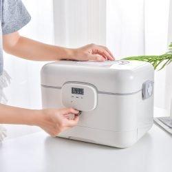 Smart Medical Storage Box | Opt Alarm Reminder System | Hand-Held | Portable