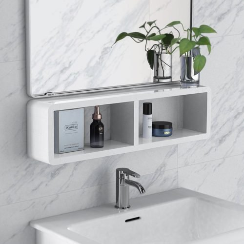 Floating Shelves Organizer | Wall Mounted | Nails and Drills Free