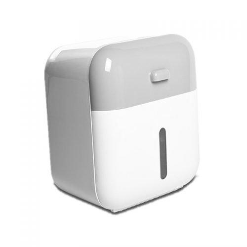 免打孔卷纸筒抽纸厕纸盒防水卫生纸收纳盒手纸盒卫生间厕所纸巾盒