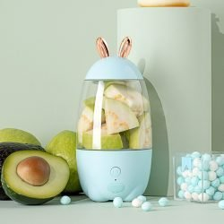 Portable Small Rabbit-Designed Blender | Rechargeable | Multi-Functional